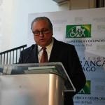 Miguel A. Lama, presidente de la Corporación Zona Franca Santiago.